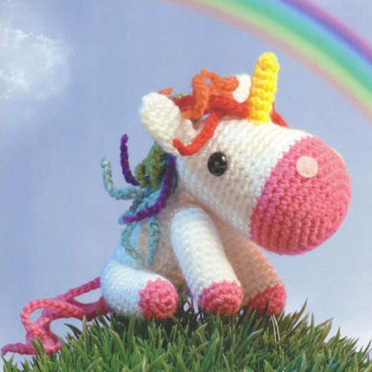 Free Unicorn Crochet Pattern Inspirational Sweet Rainbow Unicorn Pattern • Wixxl Of Free Unicorn Crochet Pattern Beautiful Unicorn Crochet Pattern the Best Collection