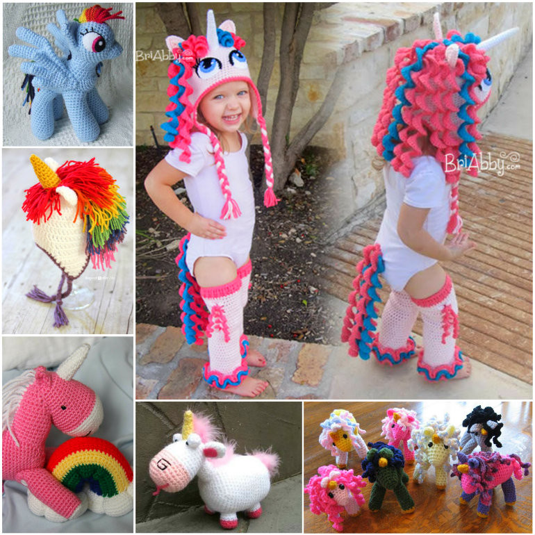 Free Unicorn Crochet Pattern Lovely Unicorn Crochet Patterns Of Free Unicorn Crochet Pattern Beautiful Unicorn Crochet Pattern the Best Collection