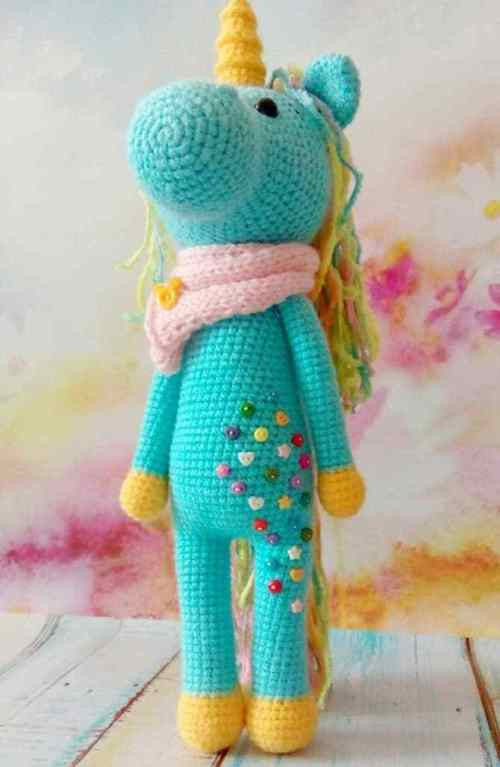 Free Unicorn Crochet Pattern Luxury Shy Unicorn Amigurumi Pattern Amigurumi today Of Free Unicorn Crochet Pattern Beautiful Unicorn Crochet Pattern the Best Collection