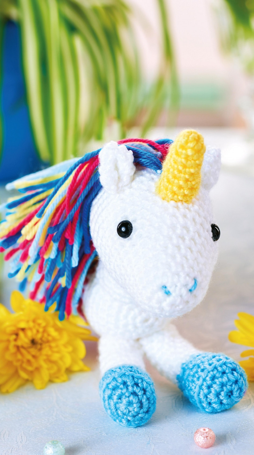 Free Unicorn Crochet Pattern Unique 100 S Free Crochet Patterns Page 1 Of Free Unicorn Crochet Pattern Unique Dada Neon Crochet Tiny Rainbow Unicorn Amigurumi by