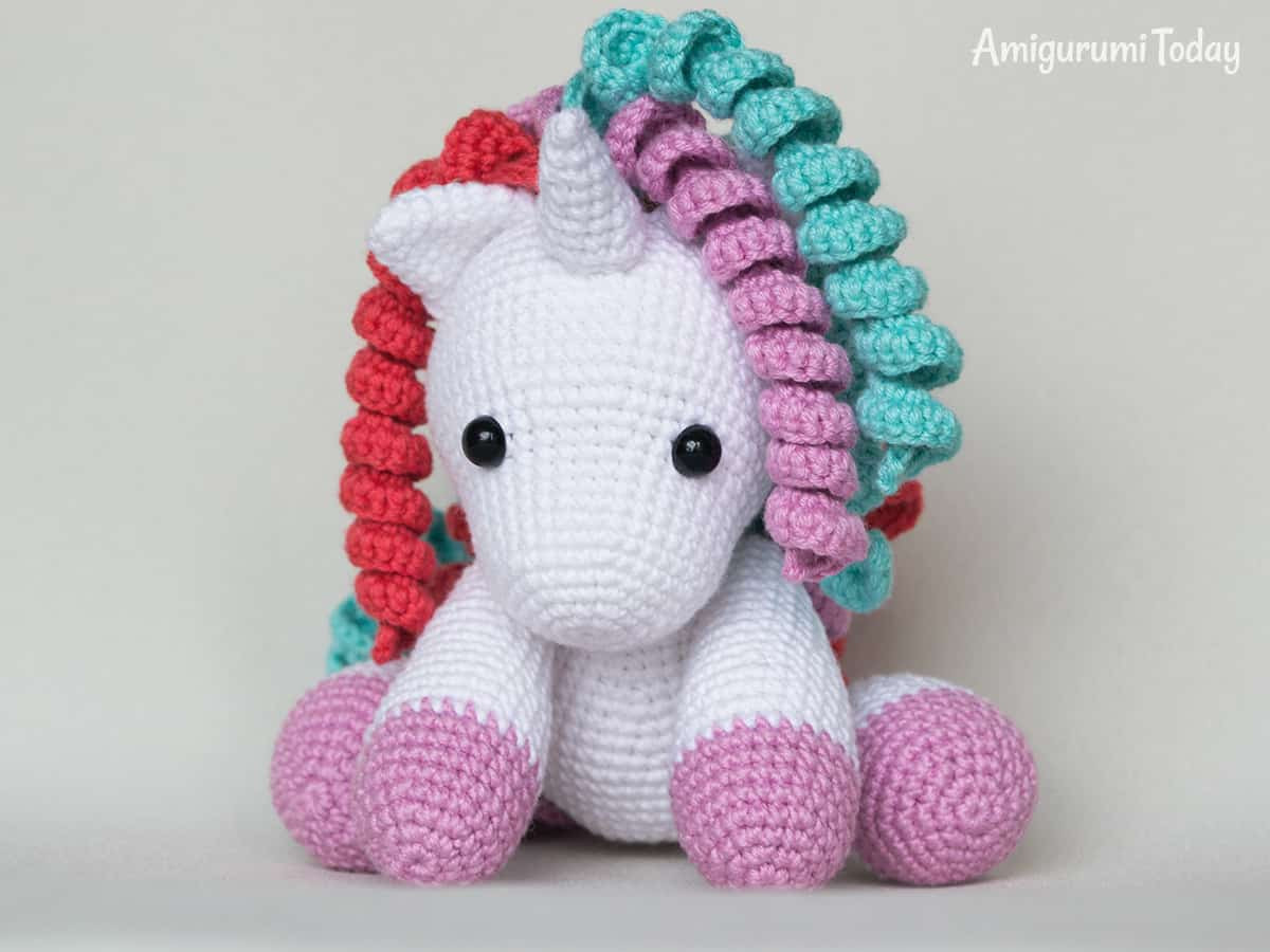 Free Unicorn Crochet Pattern Unique Baby Unicorn Amigurumi Pattern Amigurumi today Of Free Unicorn Crochet Pattern Beautiful Unicorn Crochet Pattern the Best Collection