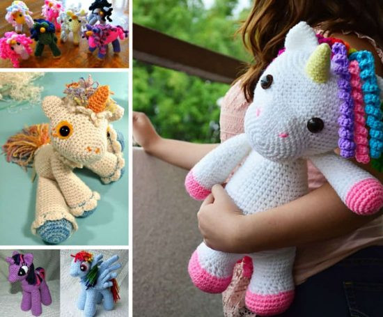 Free Unicorn Crochet Pattern Unique Unicorn Crochet Pattern the Best Collection Of Free Unicorn Crochet Pattern Unique Dada Neon Crochet Tiny Rainbow Unicorn Amigurumi by