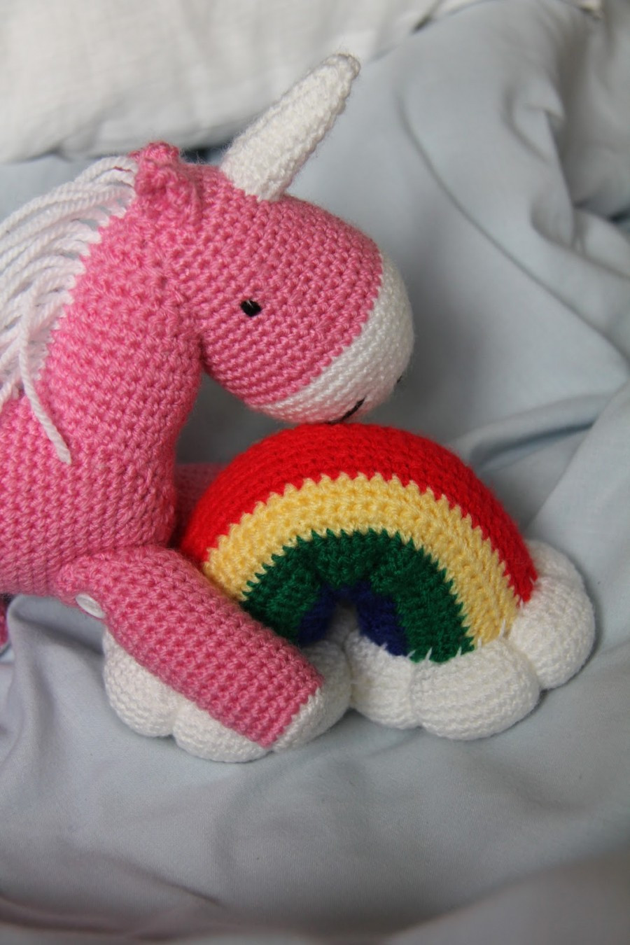 Free Unicorn Crochet Pattern Unique Unicorn Crochet Patterns Of Free Unicorn Crochet Pattern Unique Dada Neon Crochet Tiny Rainbow Unicorn Amigurumi by