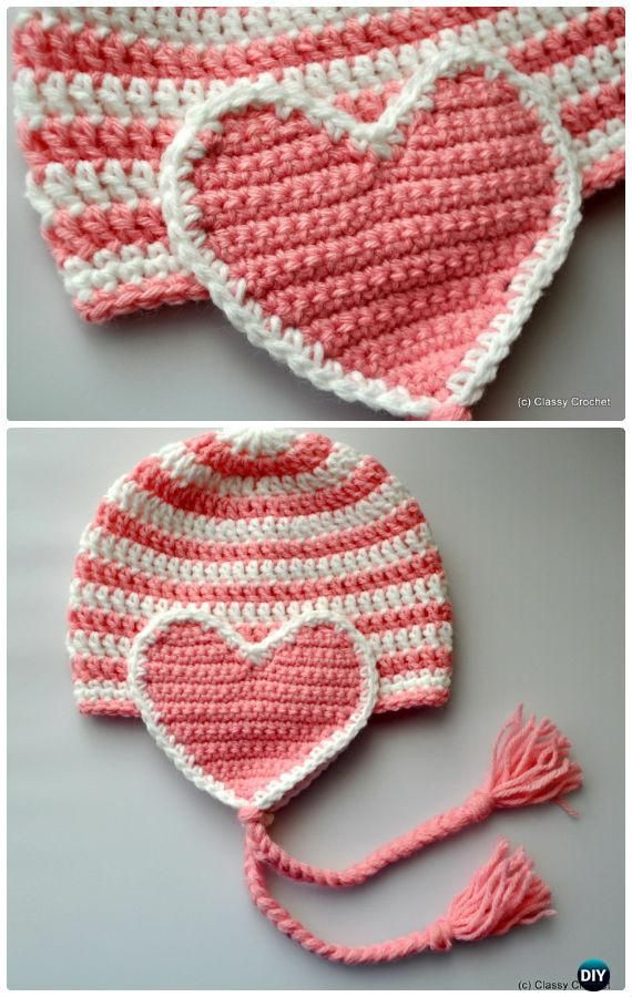Free Valentine Crochet Patterns Awesome 1000 Images About Crochet and Knitting On Pinterest Of Perfect 46 Ideas Free Valentine Crochet Patterns