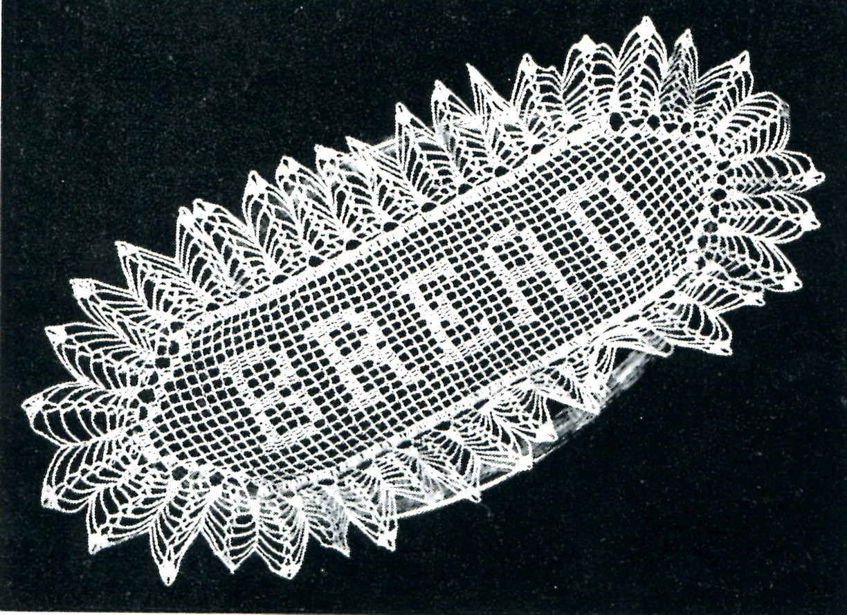 Free Vintage Crochet Fresh Vintage Bread Tray Doily Crochet Pattern Vintage Crafts Of Amazing 50 Images Free Vintage Crochet