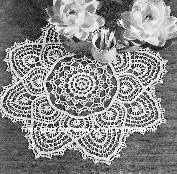 Free Vintage Crochet Inspirational Vintage Crochet Doily Patterns Free Of Amazing 50 Images Free Vintage Crochet