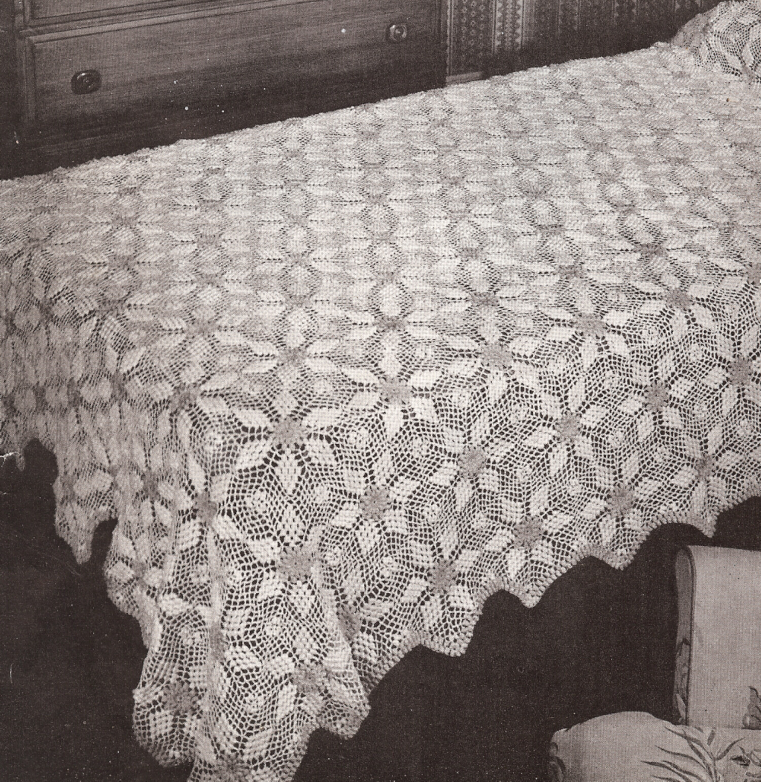 Free Vintage Crochet Lovely Vintage Crochet Bedspread Patterns Of Amazing 50 Images Free Vintage Crochet