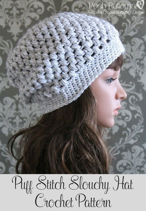 Fresh 1000 Images About Crochet Yarn Addict On Pinterest Puffy Hat Of Brilliant 44 Ideas Puffy Hat