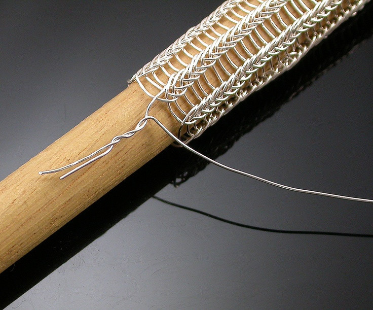Fresh 1000 Images About Wire Viking Knit On Pinterest Wire Knitting Of Unique 44 Images Wire Knitting