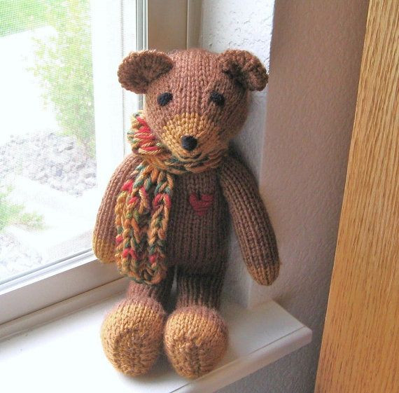 Fresh 101 Best Images About Knitted toys On Pinterest Knit Stuffed Animals Of Beautiful 47 Pics Knit Stuffed Animals