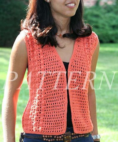 Fresh 114 Best Images About Vests On Pinterest Womens Crochet Vest Of Amazing 47 Pics Womens Crochet Vest