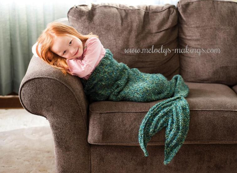 Fresh 12 Knitting Patterns to Make for Yourself after the Holidays Mermaid Blanket Knitting Pattern Of Unique 42 Models Mermaid Blanket Knitting Pattern