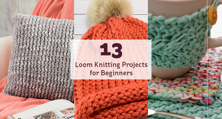 Fresh 13 Loom Knitting Projects for Beginners Hobbycraft Blog Loom Knitting for Beginners Of Brilliant 40 Ideas Loom Knitting for Beginners