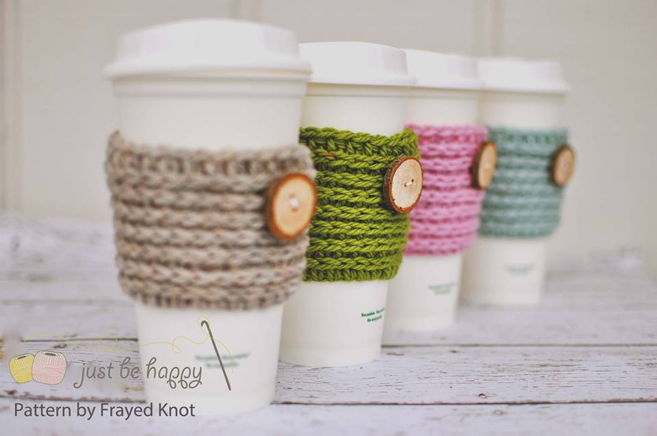 Fresh 15 Cute Things to Crochet This Winter Crochet Cup Cozies Of Wonderful 42 Pics Crochet Cup Cozies