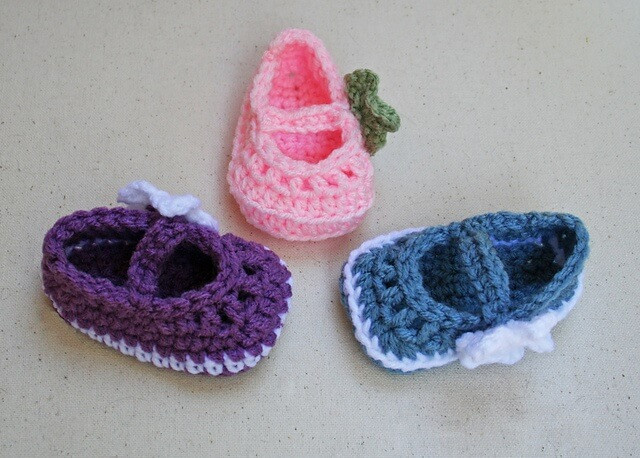 Fresh 15 Super Easy Crochet Baby Booties Crochet Baby Booties for Beginners Of Awesome 49 Photos Crochet Baby Booties for Beginners