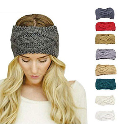 Fresh 15 Winter Knit Pattern & Braided Headbands 2016 2017 Knit Winter Headband Of Charming 42 Pictures Knit Winter Headband