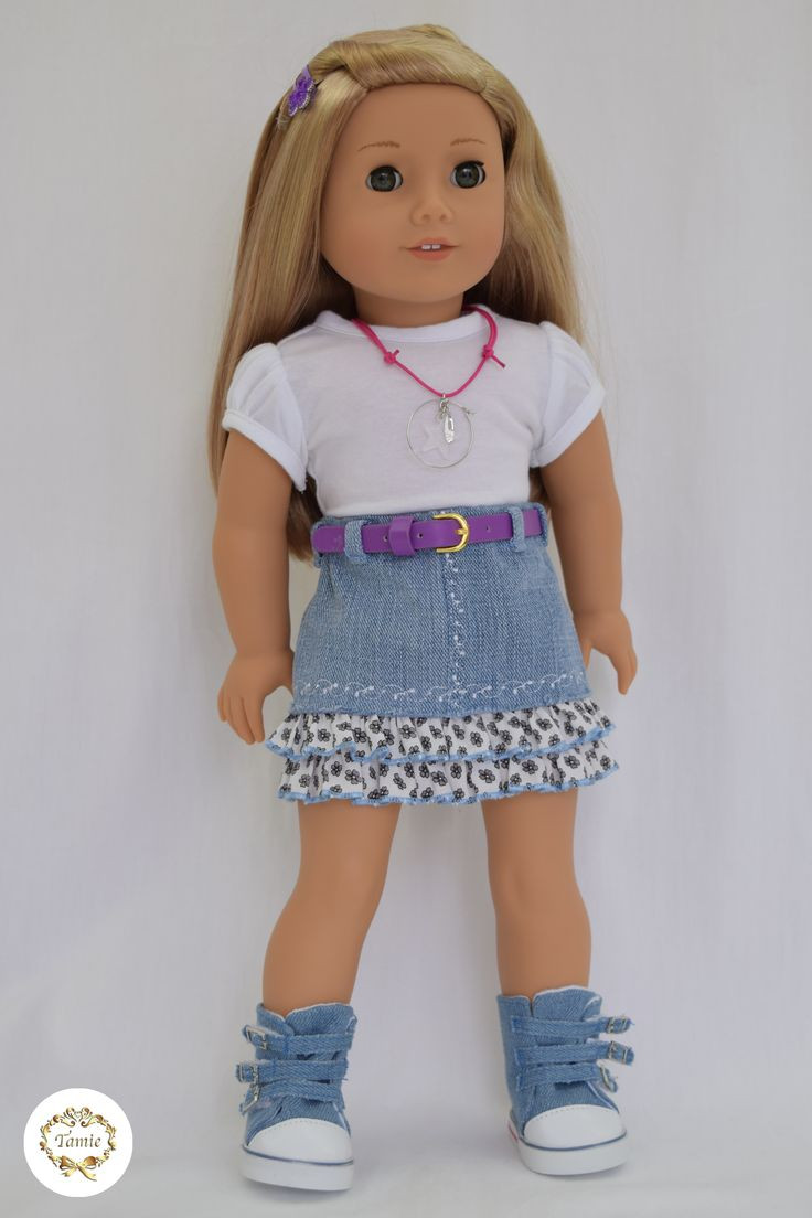 Fresh 168 Best American Girl Doll Skirts Denim Images On American Girl Doll Skirts Of Incredible 50 Ideas American Girl Doll Skirts