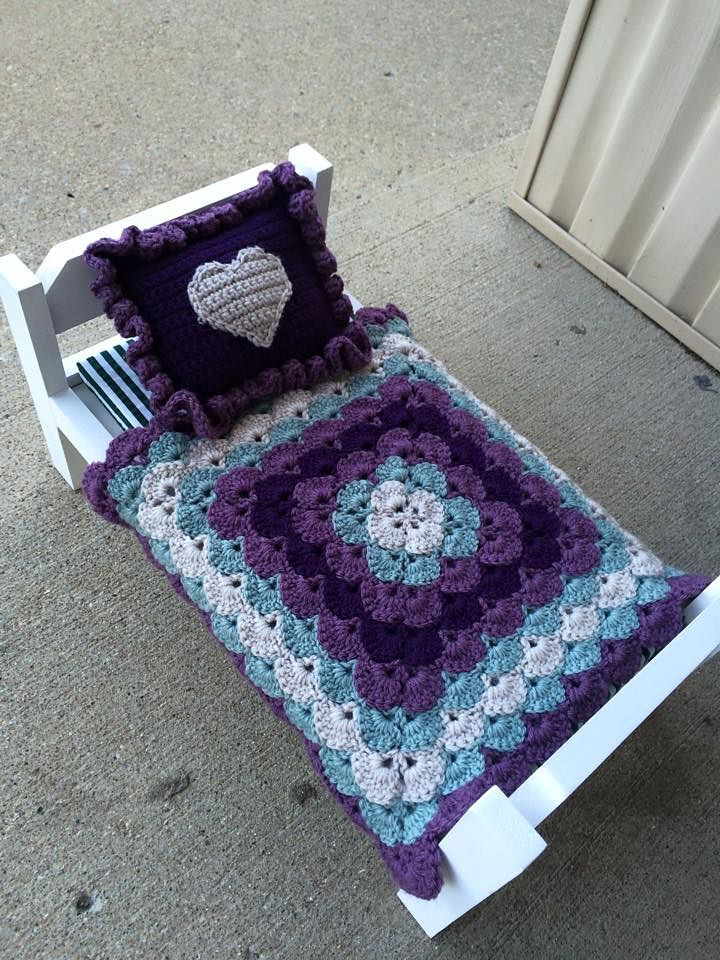 Fresh 17 Best Images About Crocheted Baby Blankets and Cocoons Crochet Shell Blanket Of Lovely 40 Pictures Crochet Shell Blanket