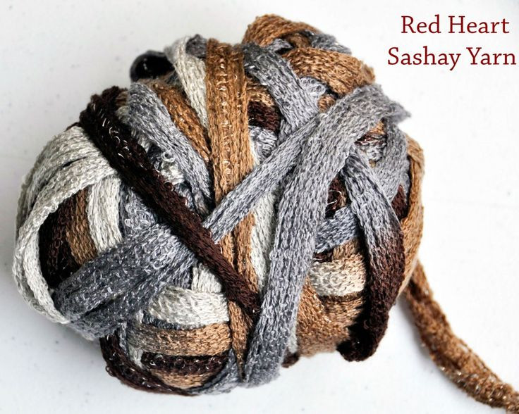 Fresh 17 Best Images About Ruffle Scarves & Skirts On Pinterest Red Heart Sashay Yarn Of Attractive 50 Photos Red Heart Sashay Yarn