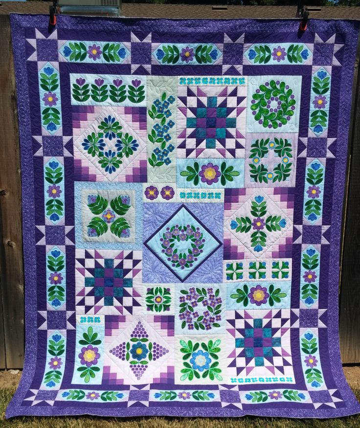 Fresh 18 Best Images About Machine Embroidery Quilts On Embroidery Quilt Patterns Of Contemporary 50 Pictures Embroidery Quilt Patterns