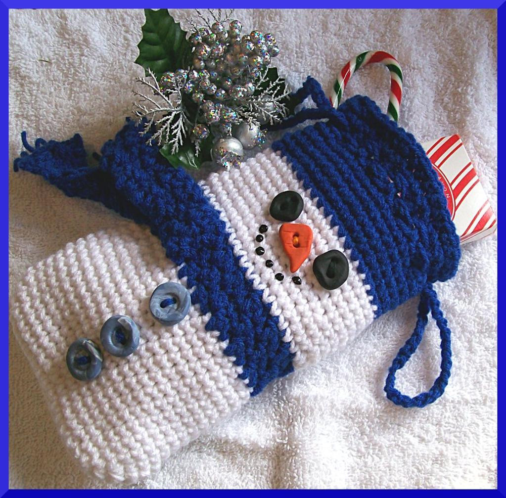 Fresh 18 Patterns for Crochet Christmas Gift Bags Boxes and Pouches Crochet Gifts Of Amazing 45 Models Crochet Gifts