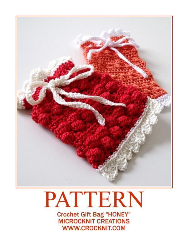 Fresh 18 Patterns for Crochet Christmas Gift Bags Boxes and Pouches Easy Crochet Gifts Of Superb 42 Pictures Easy Crochet Gifts