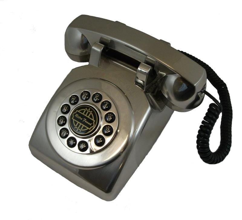Fresh 1950 Old Fashioned Telephone Silver American Classic Old Time Phone Of Great 44 Models Old Time Phone