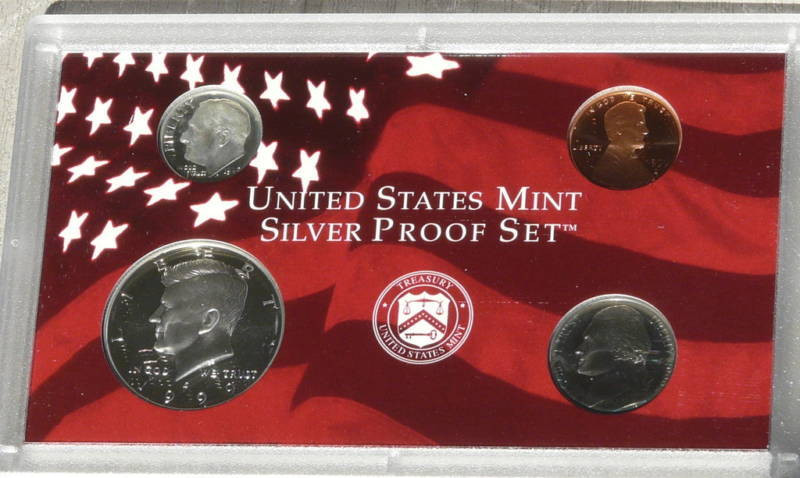 Fresh 1999 United States Mint Silver Proof Set United States Mint Proof Set Of Charming 43 Photos United States Mint Proof Set