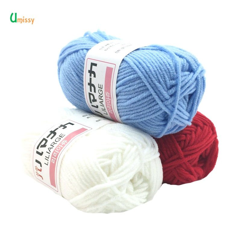 Fresh 1pc Cotton Knitting Yarn Crochet Yarn for Knitting Anti Yarn Factory Outlet Of Superb 50 Images Yarn Factory Outlet
