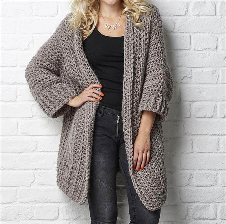 Fresh 20 Awesome Crochet Sweaters for Women S Crochet Long Cardigan Pattern Of Amazing 43 Pictures Crochet Long Cardigan Pattern