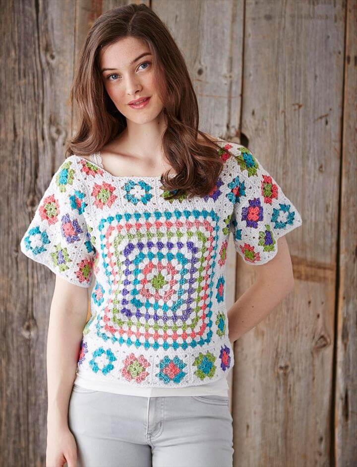 Fresh 20 Awesome Crochet Sweaters for Women S Crochet Patterns for Women's Sweaters Of Top 48 Photos Crochet Patterns for Women\'s Sweaters