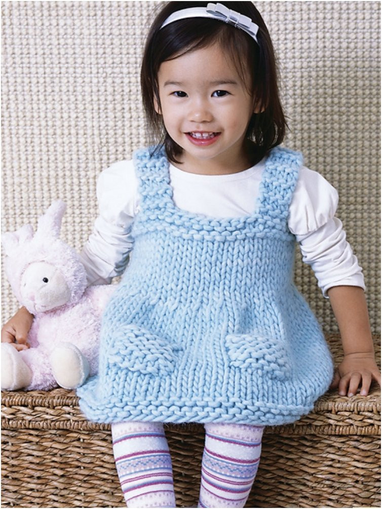 Fresh 20 Free & Amazing Crochet and Knitting Patterns for Cozy Baby Girl Knitted Dress Of Incredible 47 Photos Baby Girl Knitted Dress