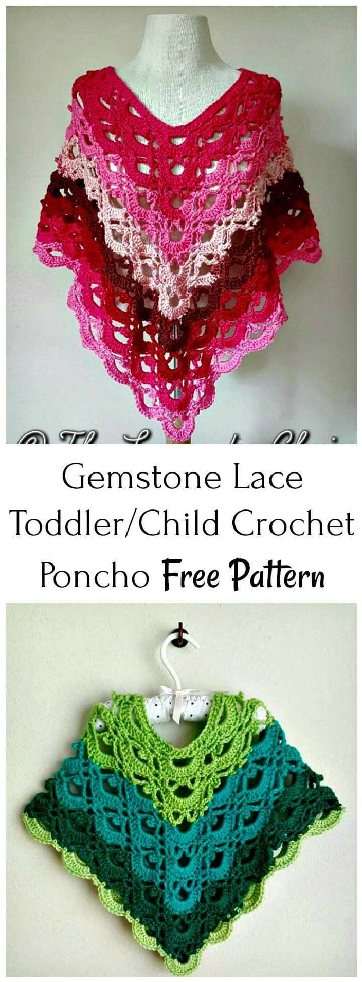 Fresh 20 Free Crochet Summer Poncho Patterns for Women S Diy toddler Poncho Crochet Pattern Of Great 46 Images toddler Poncho Crochet Pattern
