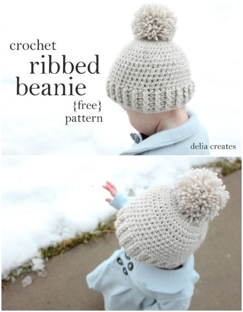 20 Gorgeous Crochet Hats to keep You Feeling Warm and