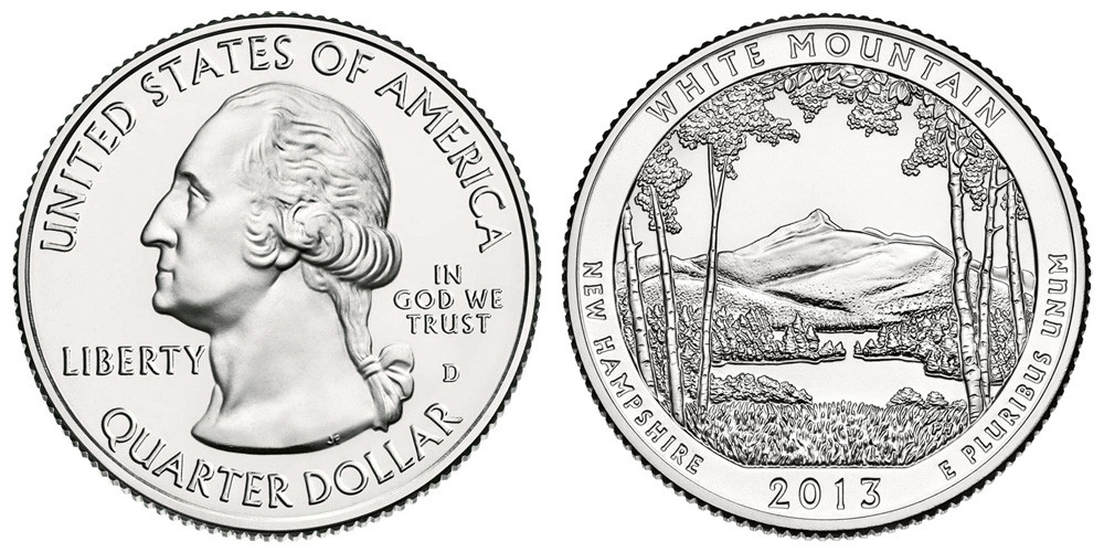 Fresh 2013 D White Mountain Quarters Value and Prices New Quarters Worth Money Of Marvelous 42 Pics New Quarters Worth Money