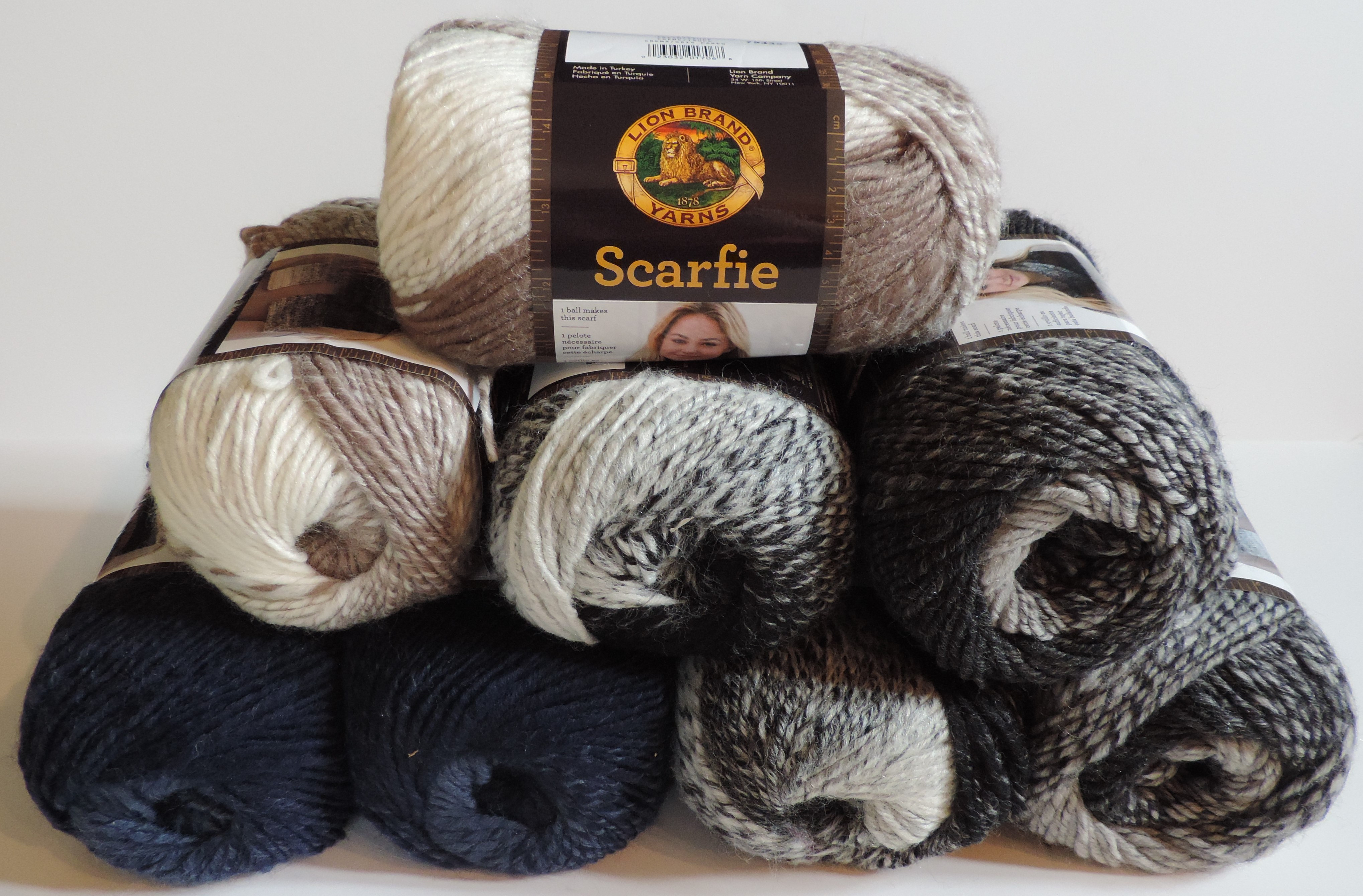 Fresh 2015 Prize Baskets Lion Brand Yarn – Lattes & Llamas Lion Brand Scarfie Of Lovely 48 Photos Lion Brand Scarfie