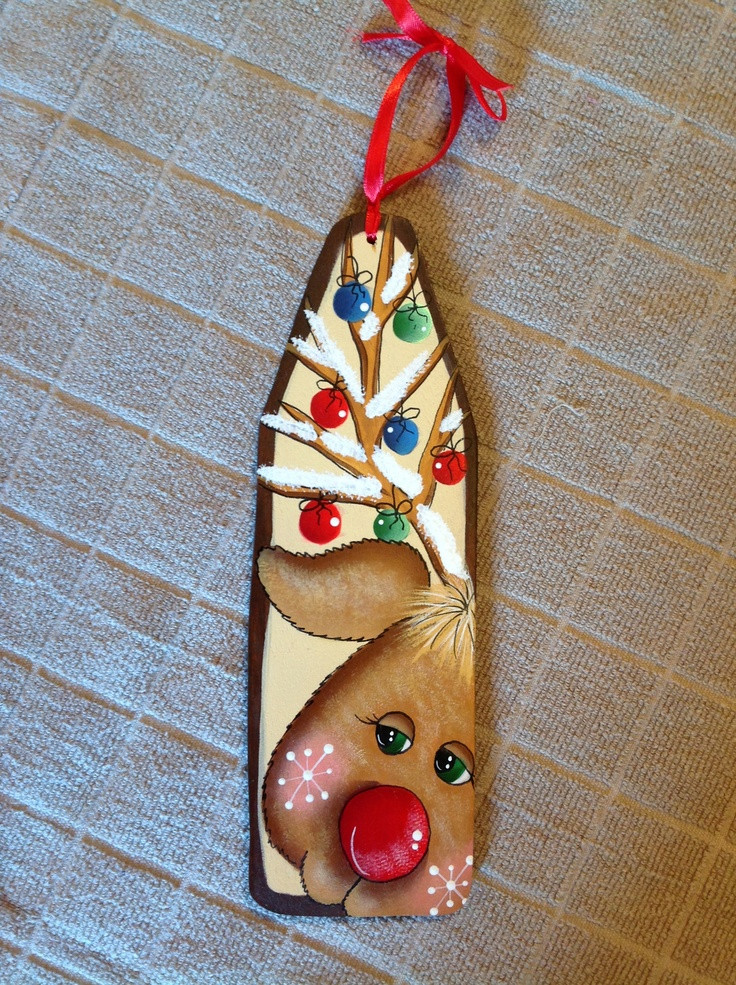 Fresh 21 Best Images About Reindeer On Pinterest Christmas Reindeer ornaments Of Adorable 44 Pictures Christmas Reindeer ornaments