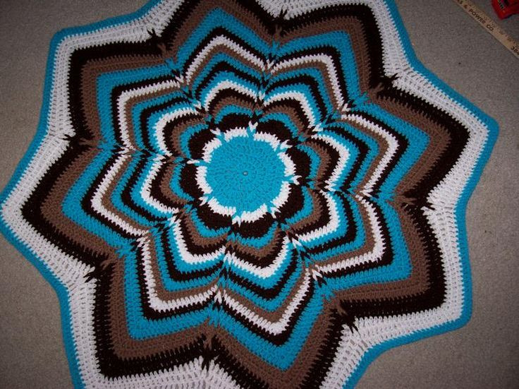 Fresh 21 Best Images About Star and Round Blankets On Pinterest Crochet Star Afghan Pattern Of New 45 Photos Crochet Star Afghan Pattern