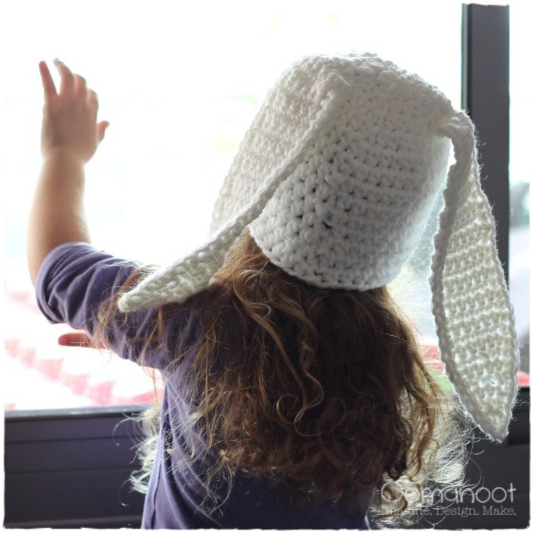 Fresh 22 Tutorials and Patterns for Adorable Winter Hats for Kids Crochet Bunny Hat Of Gorgeous 50 Photos Crochet Bunny Hat