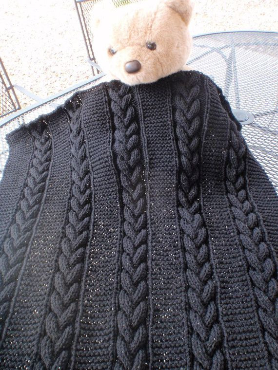 Fresh 25 Best Ideas About Cable Knit Blankets On Pinterest Cable Blanket Of Contemporary 40 Ideas Cable Blanket