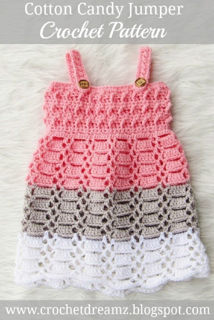 Fresh 25 Best Ideas About Crochet Baby Dresses On Pinterest Baby Dress Patterns Of Perfect 47 Models Baby Dress Patterns