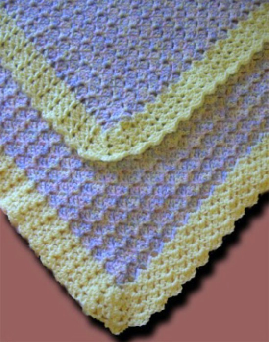 Fresh 25 Quick and Easy Crochet Blanket Patterns for Beginners Shell Baby Blanket Of Superb 42 Images Shell Baby Blanket