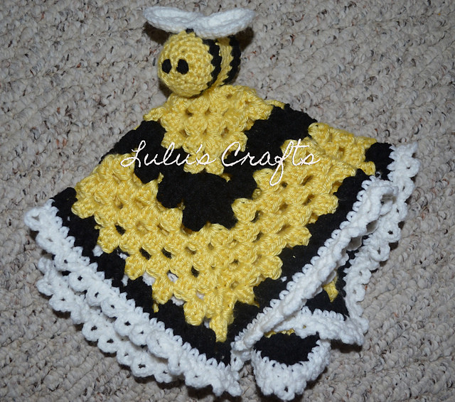 Fresh 26 Beautiful Crochet Bee Patterns Page 3 Of 3 Free Crochet Lovey Pattern Of Attractive 43 Pics Free Crochet Lovey Pattern