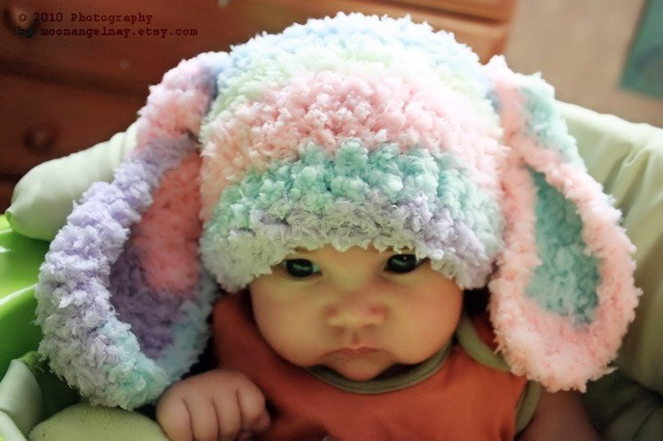 Fresh 3 to 6m Baby Bunny Hat Rainbow Baby Beanie Crochet Bunny Baby Bunny Hat Of Brilliant 47 Pictures Baby Bunny Hat