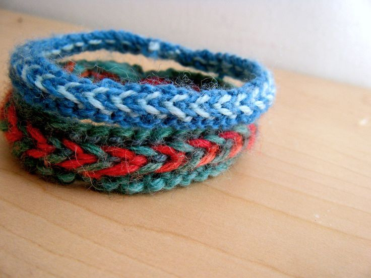 Fresh 307 Best Knitting Jewelry Etc Images On Pinterest Knitted Bracelet Of Brilliant 50 Models Knitted Bracelet