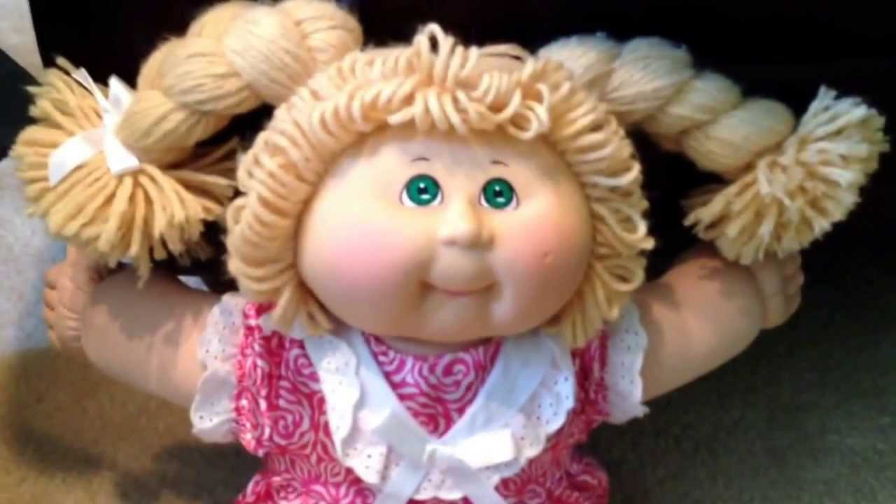 Fresh 30th Anniversary Vintage Cabbage Patch Kid Review Cpk Old Cabbage Patch Doll Of Wonderful 47 Ideas Old Cabbage Patch Doll