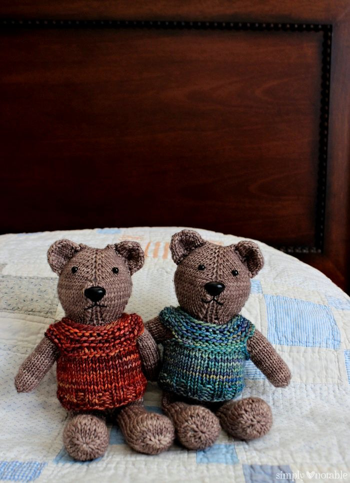 Fresh 400 Of the Best Free Knitting toy Patterns Line Knitted Bear Pattern Of Brilliant 42 Photos Knitted Bear Pattern