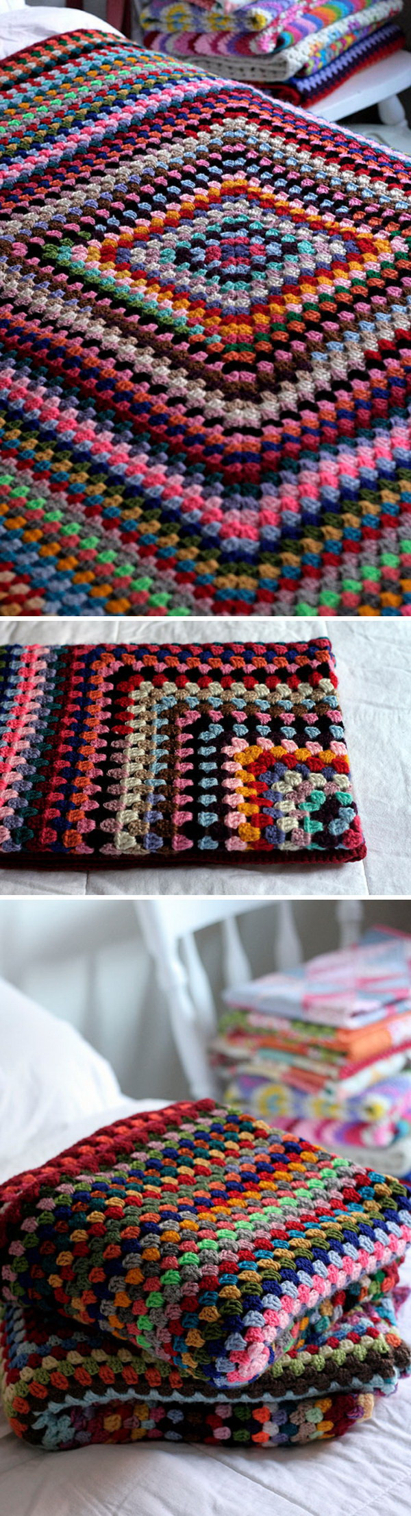 Fresh 45 Quick and Easy Crochet Blanket Patterns for Beginners Crochet Blanket Ideas Of Unique 44 Models Crochet Blanket Ideas