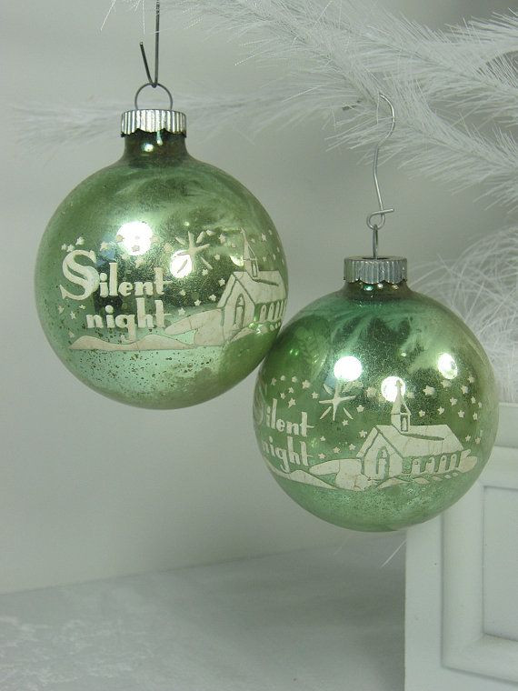 Fresh 685 Best Images About Vintage Antique Christmas Vintage Glass ornaments Of New 48 Ideas Vintage Glass ornaments