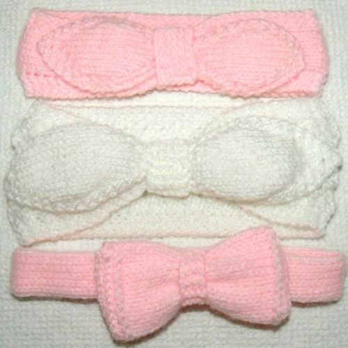Fresh 77 Best Images About Knits R Us On Pinterest Baby Headband Knitting Pattern Of New 47 Ideas Baby Headband Knitting Pattern
